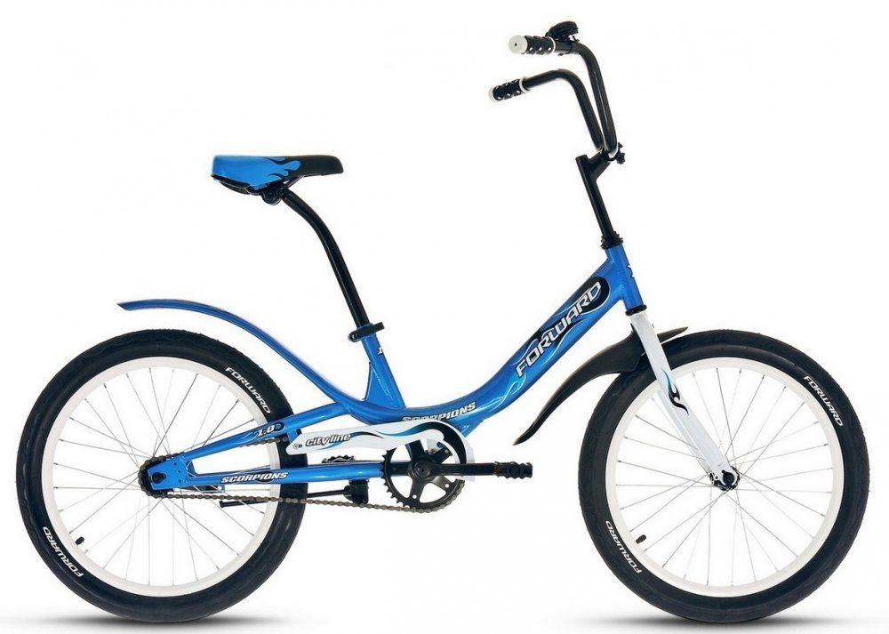 Детский велосипед Forward Scorpions 20 1.0 (2019-2020)