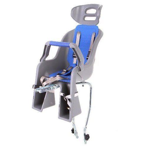 Кресло детское SW-BC-133, вес ребёнка до 22 кг, крепление на багажник\вместо багажника, SUNNY WHEEL