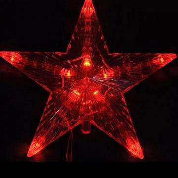 Наконечник для елки Звезда средняя