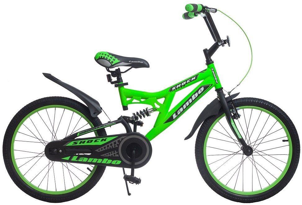 "Детский велосипед 20"" Varma LAMBO SHOCK"