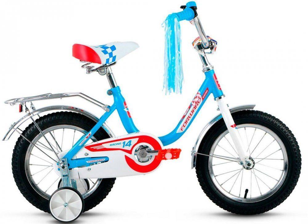 Детский велосипед Forward Racing 14 Girl