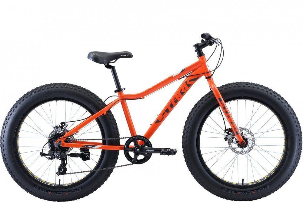 Велосипед Stark 2020 Rocket Fat 24,2 D