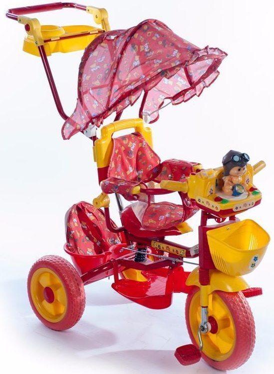 Трехколесный велосипед Xiaohuzi 209 A1
