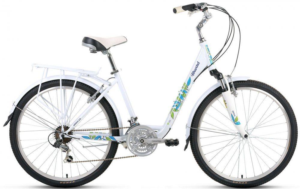 Женский велосипед Forward Grace 26 2.0 (2016)