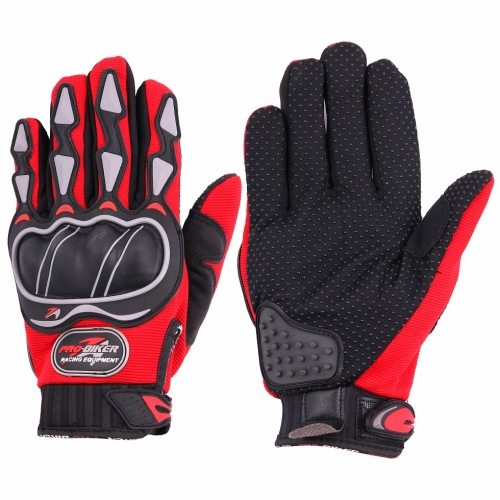 Перчатки MCS-03 red S (пара)