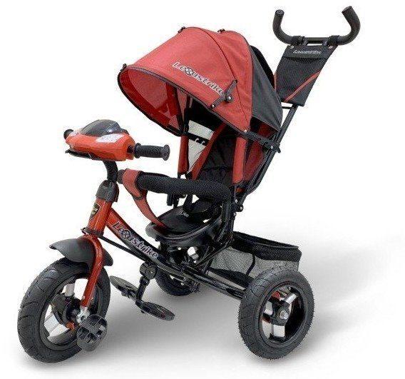 Детский трехколесный велосипед LEXUS trike 960M2-N1210P