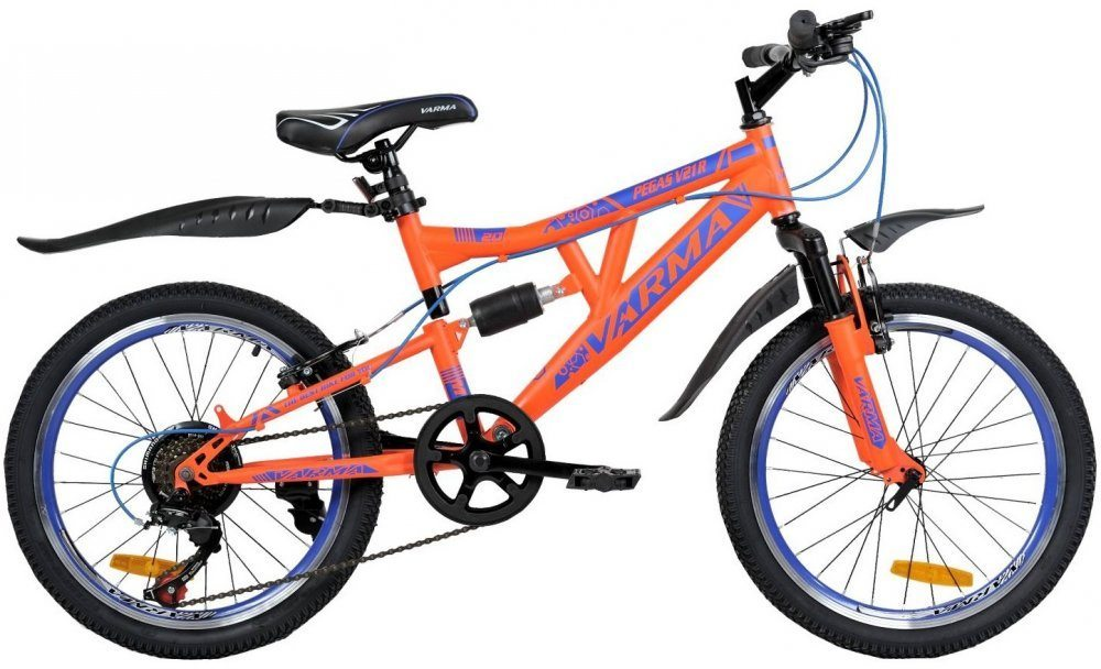 """Детский велосипед 20"""" VARMA PEGAS V21R 7ск"""