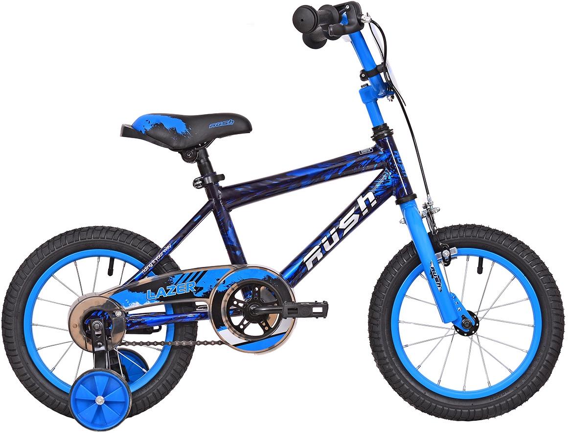 "Велосипед 18"" RUSH HOUR LAZER"
