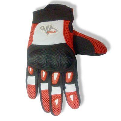 Перчатки VEGA NM-723 красные S (пара)