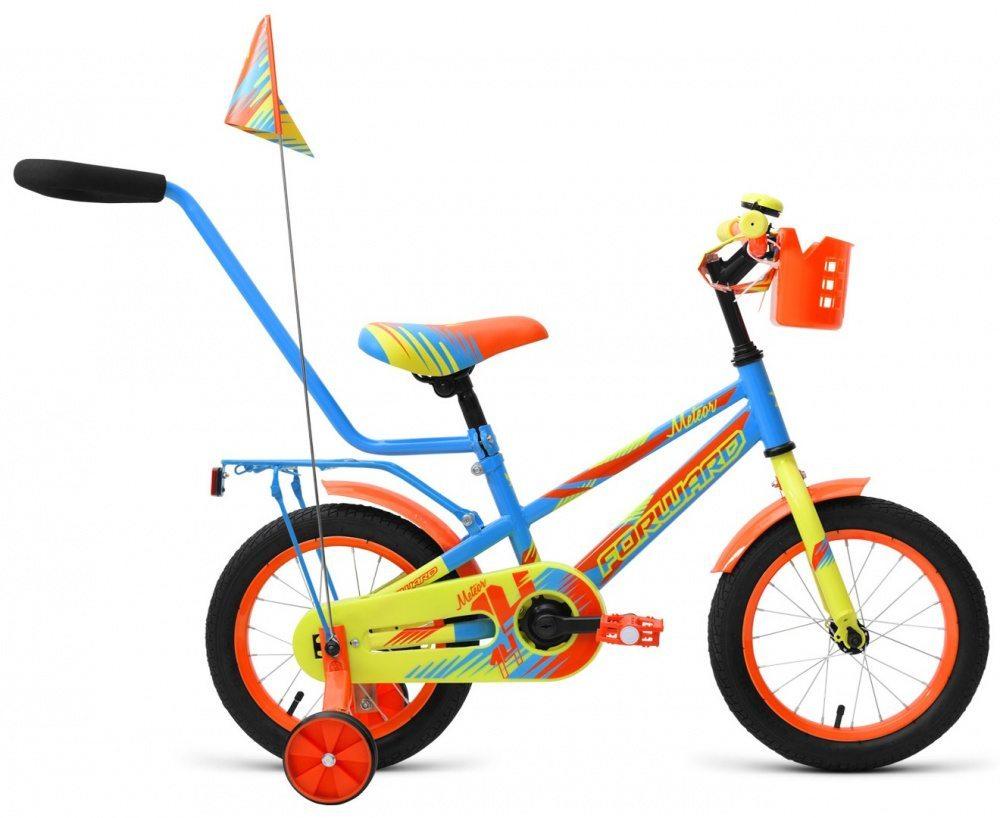 Детский велосипед Forward Meteor 14 (2018-2019)