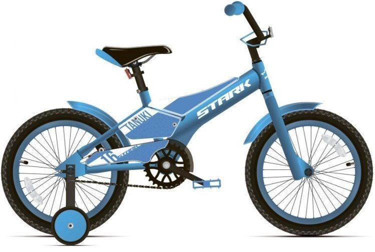Детский велосипед Stark 2020 Tanuki 16 Boy