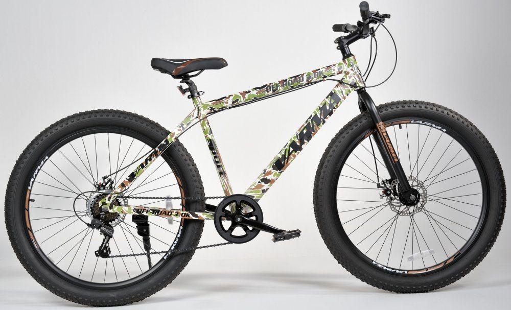 """Горный велосипед 27,5"""" VARMA OFF-ROAD 3.0K 21 ск. ст."""