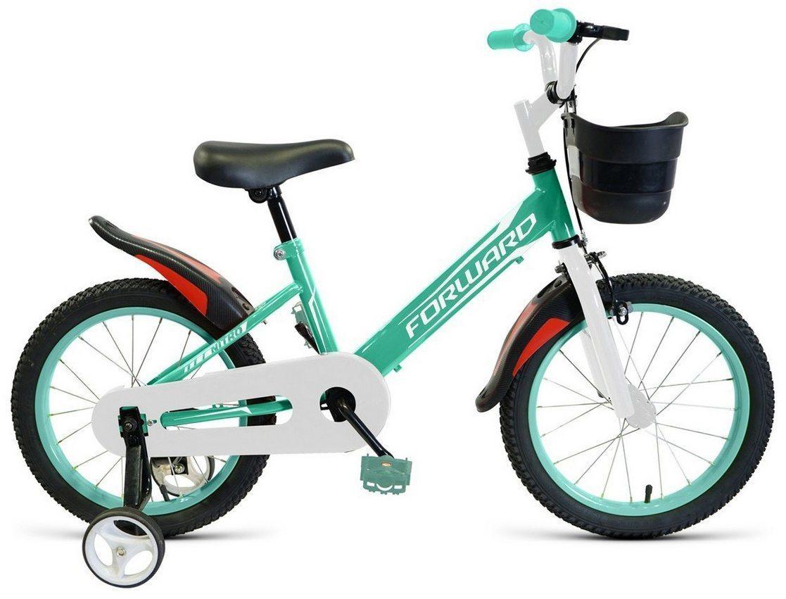 Детский велосипед Forward Nitro 18 (2019-2020)