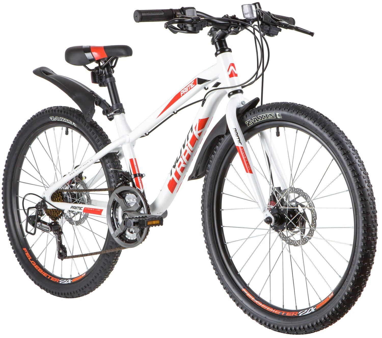 """Велосипед NOVATRACK 24"""" PRIME ал. 18ск. диск.торм."""