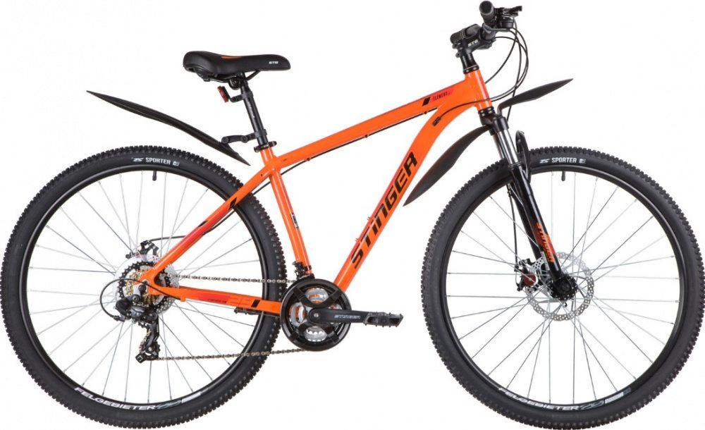 """Горный велосипед Stinger 29"""" ELEMENT EVO 2020"""