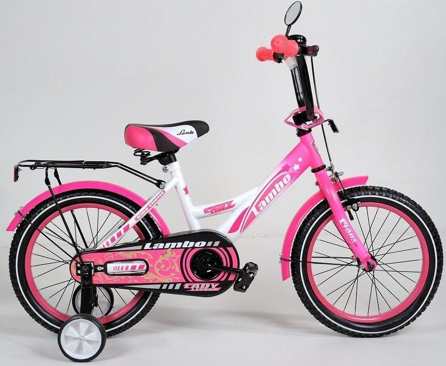 "Детский велосипед 16"" Varma LAMBO"