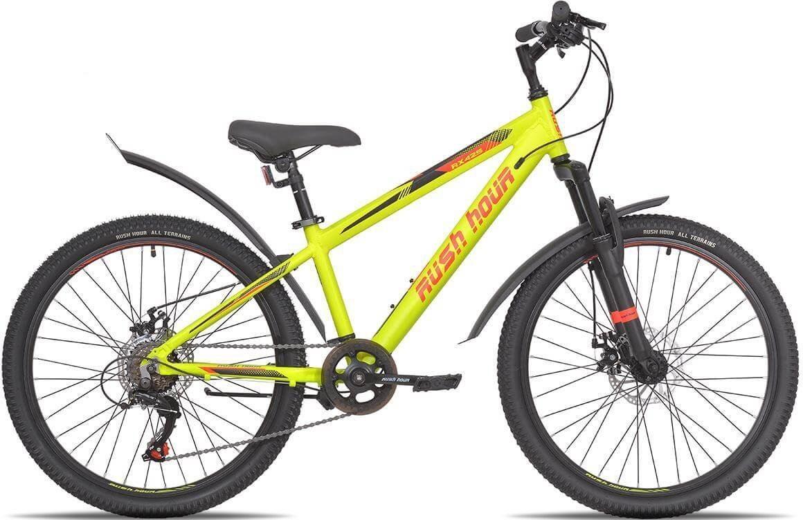 "Велосипед 24"" 6ск RUSH HOUR RX 425 DISC AL"
