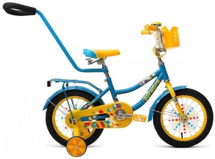 Детский велосипед Forward FUNKY 14