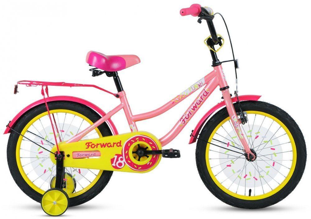 Детский велосипед Forward FUNKY 18 (2019-2020)