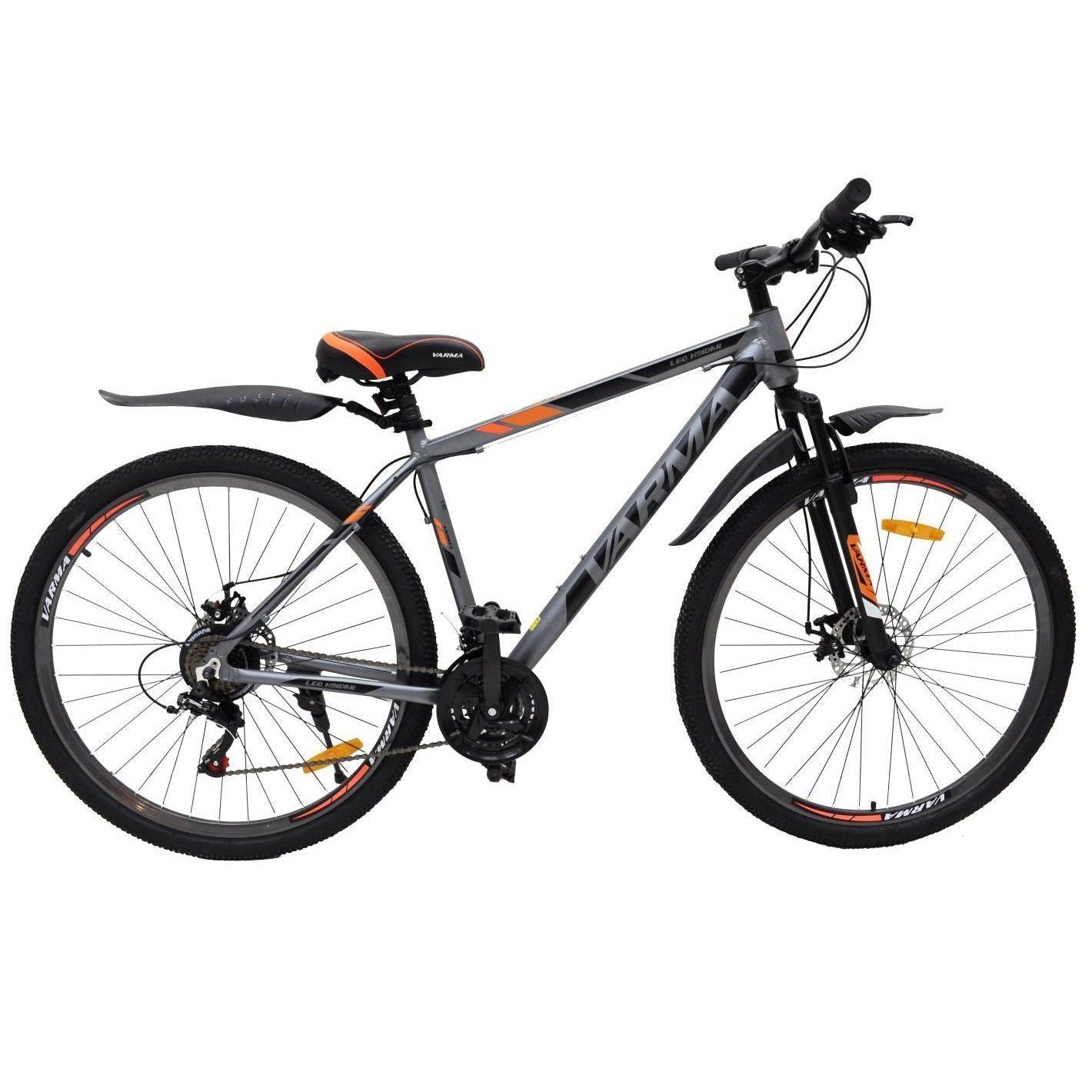 """Горный велосипед 29"""" VARMA LEO H91DA 21 ск. ал."""