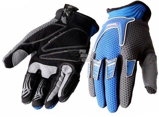 Перчатки G 8100  синие M MICHIRU (пара)