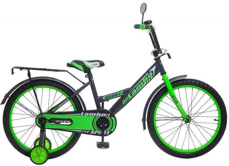 "Детский велосипед 20"" Varma LAMBO"