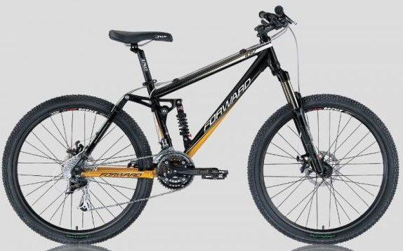 Горный велосипед Forward 4312 (2012)
